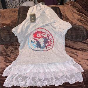 NWT Disney princess blouse